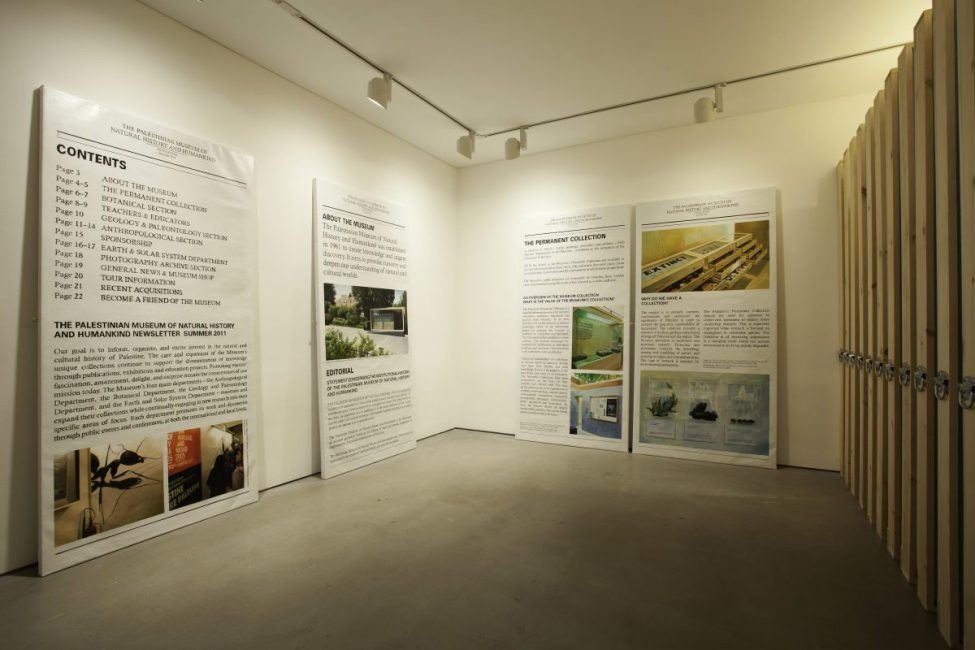 In this issue, 2012, installation view, Arnolfini, BristoL, UK