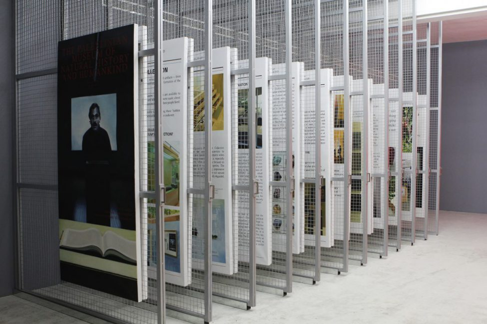 In this issue, 2012, installation view, Beirut Art Center, Beirut, Lebanon