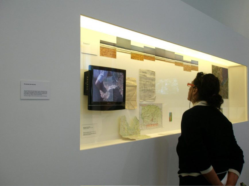 After 12 Years, 2008, installation view. 8th Liverpool Biennial, Liverpool, UK