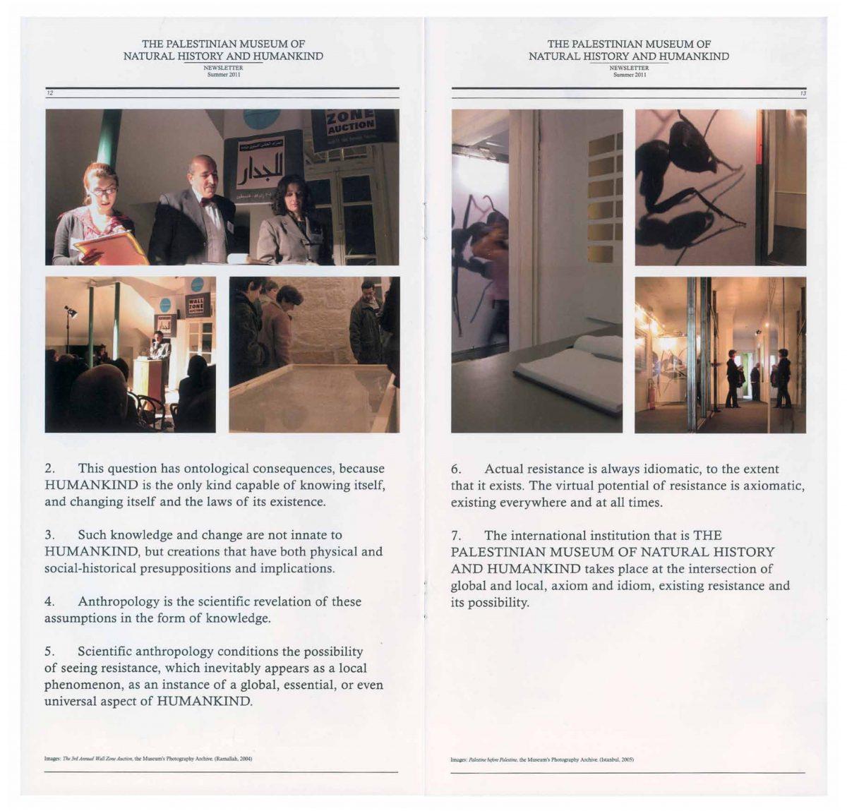 Newsletter 2011
